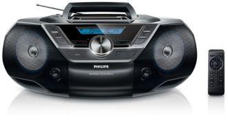 Philips  CD Soundmachine USB AZ1850/12