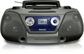Philips  CD Soundmachine Multisource ripping AZ1852/98