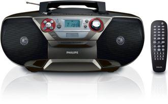 Philips  Máy nghe nhạc DVD USB AZ5740/98
