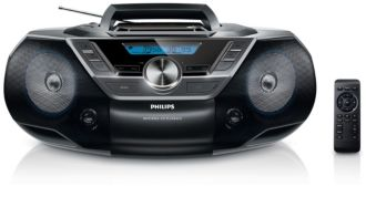 Philips  Bumbox CD USB AZ780/12