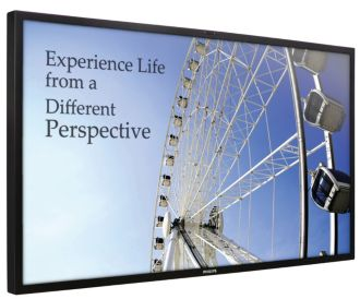 Philips  LED Display 140 cm (55