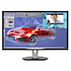 Brilliance LCD-Monitor mit LED-Hintergrundbel. u. MultiView