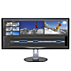 Brilliance Ultrabrede LCD-monitor met MultiView