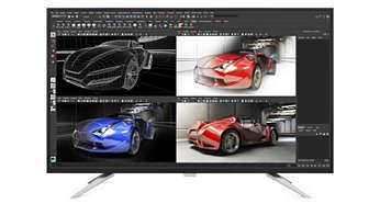 4K Ultra HD LCD display