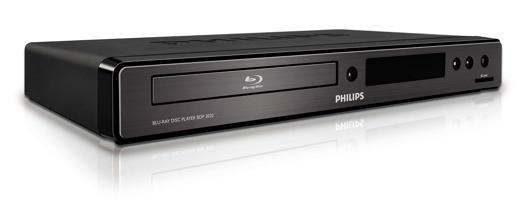 Blu-ray Disc playback for high definition video