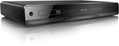 BD-Live USB 2.0 Media Link Blu-ray Disc-speler