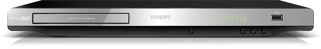 lecteur blu ray dvd bdp3280 12 philips. Black Bedroom Furniture Sets. Home Design Ideas