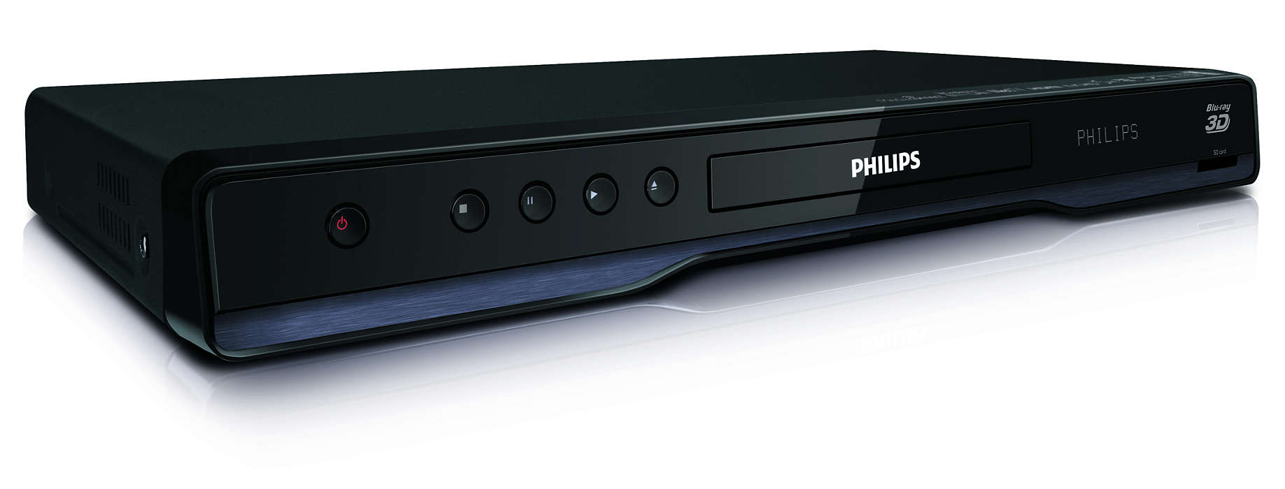 Limitless Possibilities with wireless 3D Blu-ray