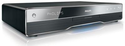Blu-ray Disc-speler met Qdeo-beeldverwerking