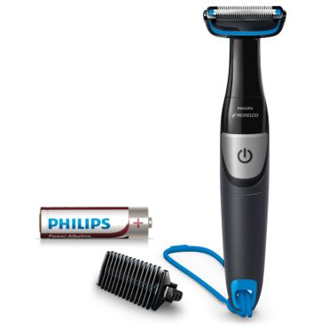 Philips Norelco Bodygroom 1100 Showerproof body groomer, Series 1000