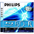 Philips BD-R BR2S2J01F 25GB / 135min single layer 2x