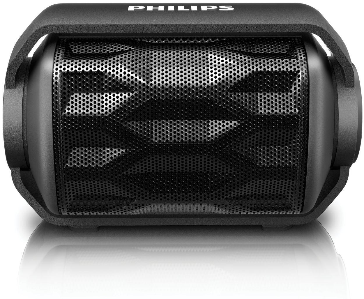 Draadloze Draagbare Luidspreker Bt2200b 00 Philips
