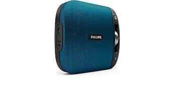 Портативная беспроводная АС, Bluetooth®