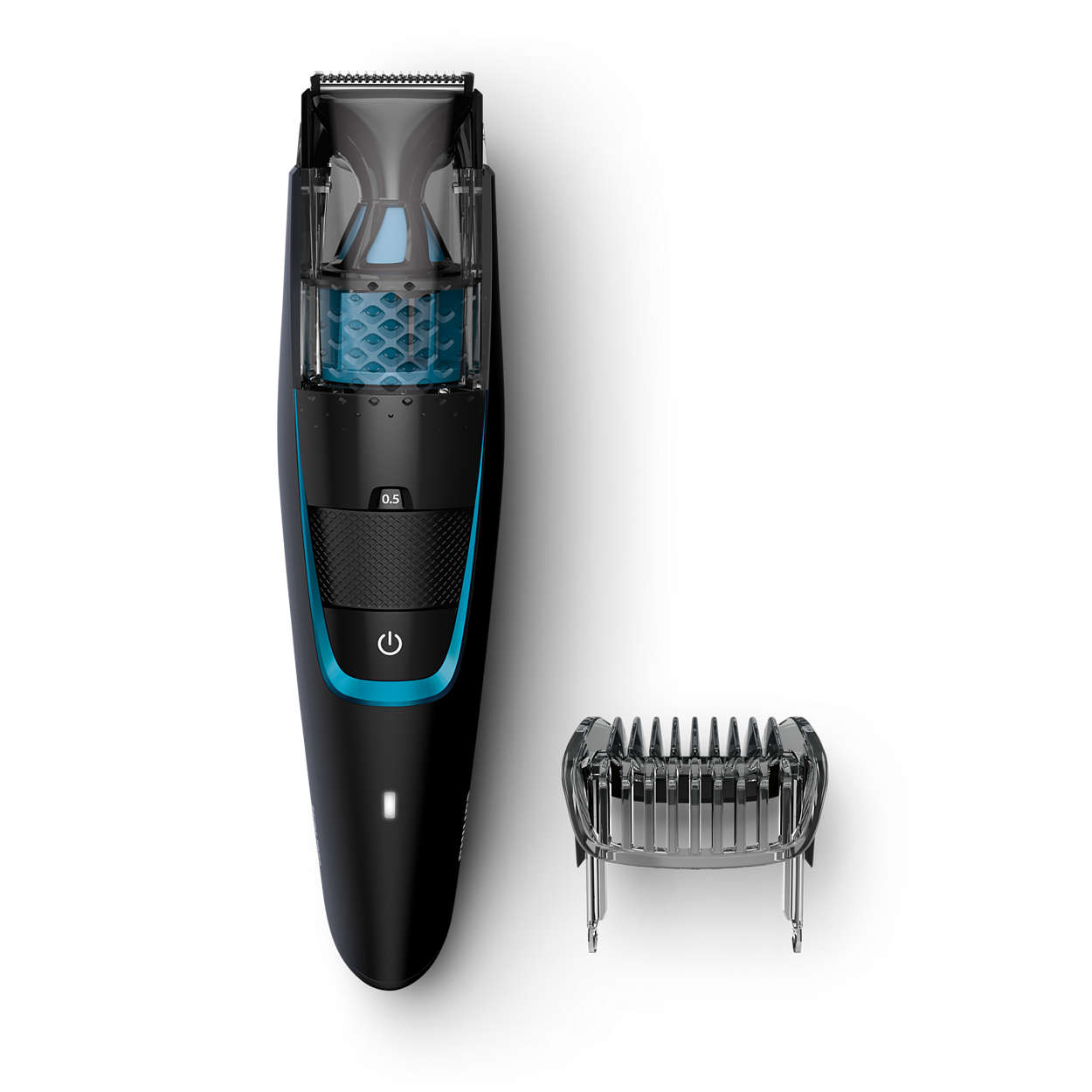 beardtrimmer series 7000 vacuum beard trimmer bt7206 15 philips. Black Bedroom Furniture Sets. Home Design Ideas