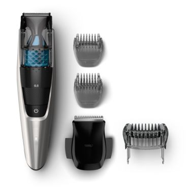 Philips Norelco Beardtrimmer 7200 Vacuum beard trimmer, Series 7000