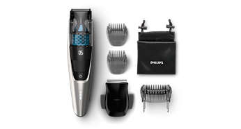 beardtrimmer series 7000 vacuum beard trimmer bt7220 15 philips. Black Bedroom Furniture Sets. Home Design Ideas