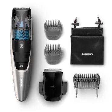 Beardtrimmer series 7000 Tondeuse barbe avec système d