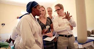 Łatwo dostępna opieka medyczna w krajach rozwijających się