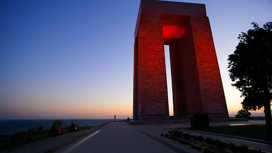 Design that commemorates Gallipoli