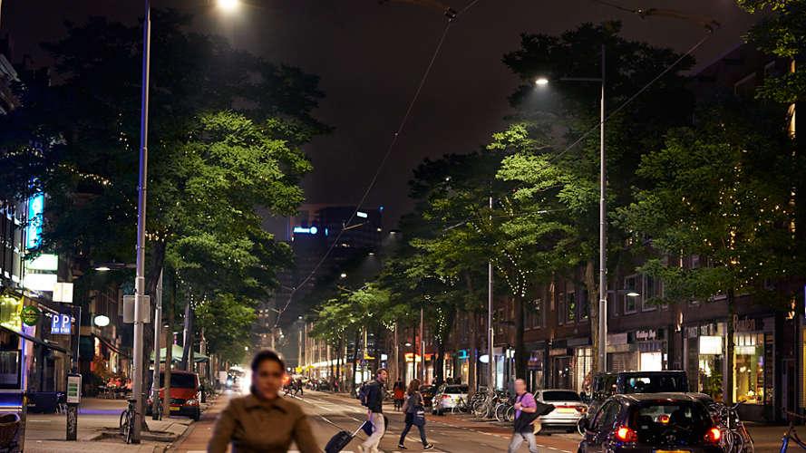 Mehr Effizienz für vernetzte Städte