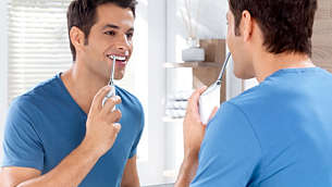 How to oral floss effectively