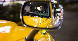 タクシー運転手の場合(東京)