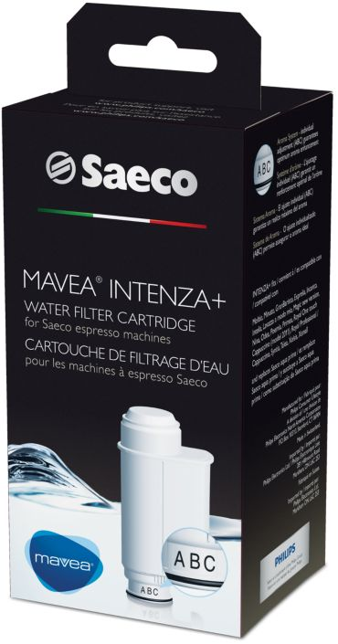 Philips Saeco Brita Intenza-waterfilter + waterfiltercassette