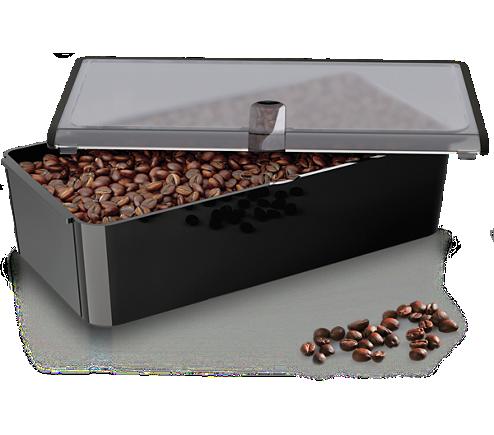 Granbaristo bac grains amovible ca6807 00 saeco - Bac acier transparent ...