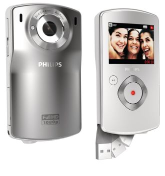 Philips  HD camcorder  CAM110SL/37