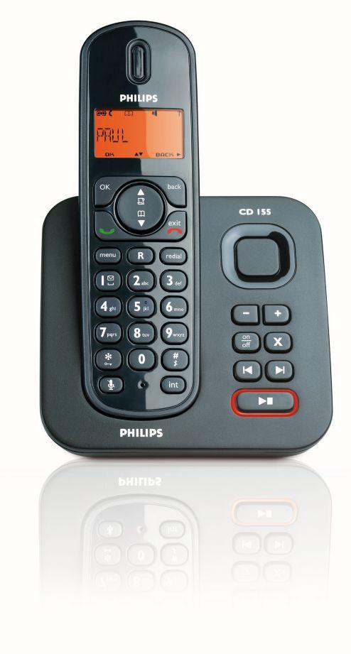 Instrucciones telefono inalambrico philips