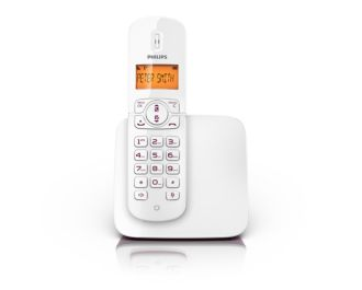 Philips  Draadloze telefoon 1000-serie CD1811P/BE