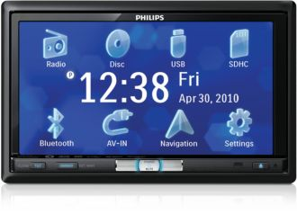 Philips  Car audio video system 17.8 cm (7
