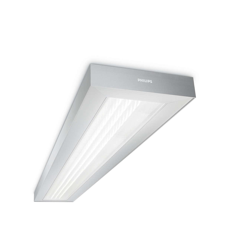 Surface Mount Led Lamp : Arano led bcs surface mounted philips lighting