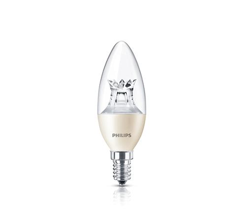 Master ledcandle led lampen philips lighting for Lampen philips