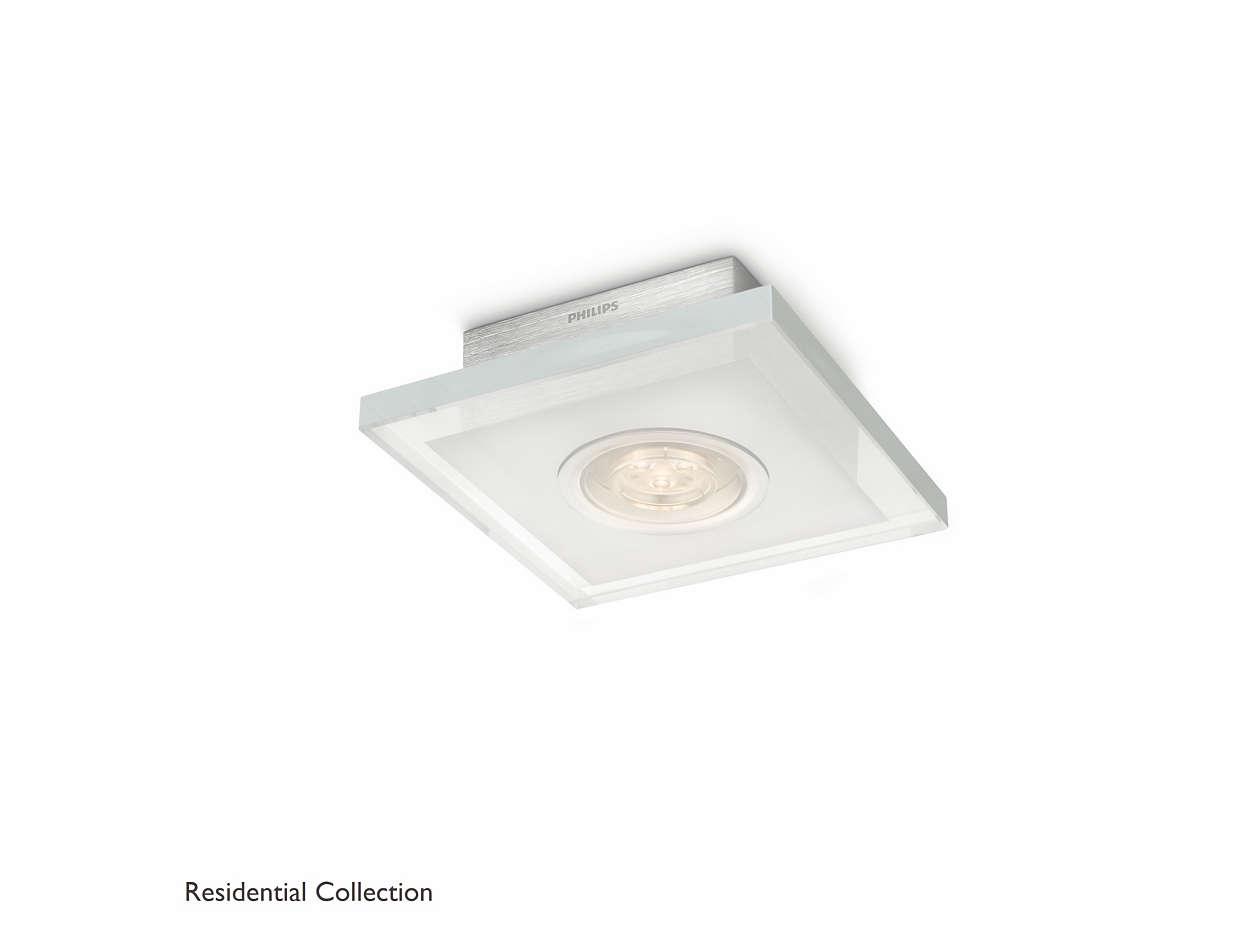 Binnenverlichting Woonkamer Verlichting : Quart Woonkamer - Philips ...
