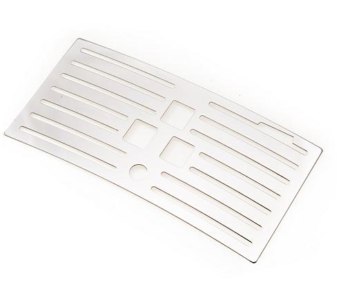 Cache pour bac d 39 gouttement cp0151 01 philips - Bac acier transparent ...