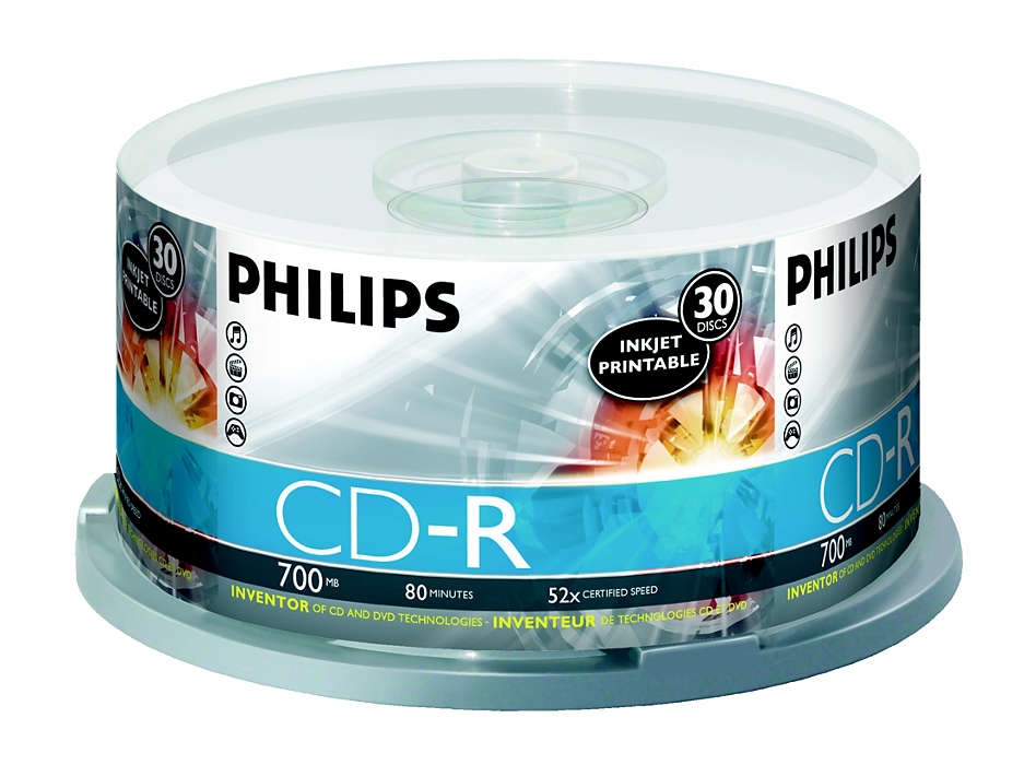 Innovator of CD and DVD technologies