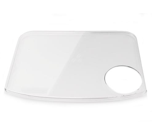 Couvercle pour bac grains crp251 01 philips - Bac acier transparent ...