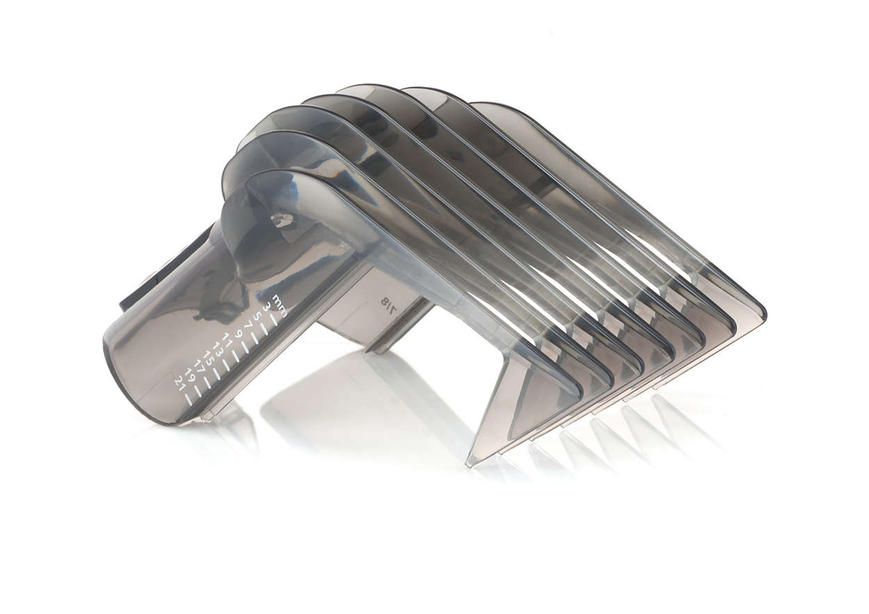 sabot de tondeuse cheveux crp389 01 philips. Black Bedroom Furniture Sets. Home Design Ideas
