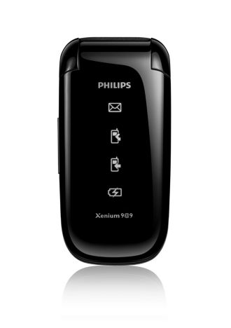 Philips  Xenium X216 CTX216BLK/40
