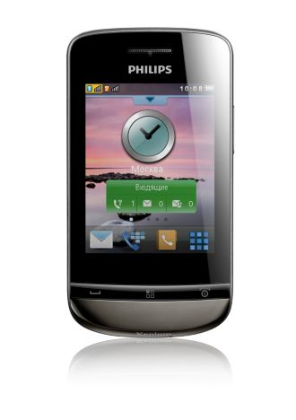 Philips  Xenium X331 CTX331BLK/00