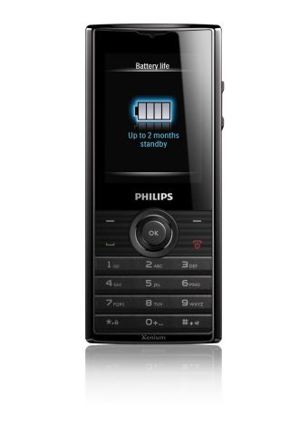 Philips  Xenium X513 CTX513BLK/00
