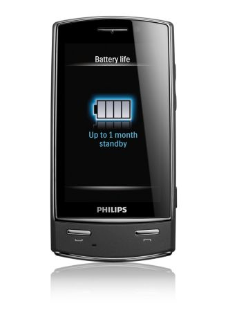 Philips  Xenium X806 CTX806BLK/00