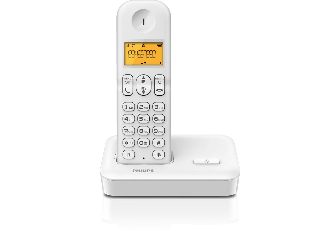 best cordless phone with answering machine for elderly