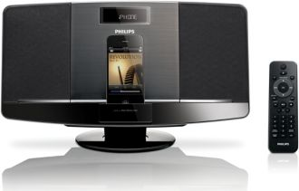 Philips  Micro music system Dock for iPod/iPhone/iPad DCM2060/12