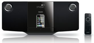 Philips  Micro Hi-Fi System dock for iPhone/iPod DCM278/37