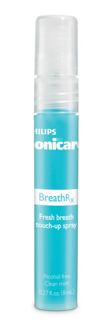 Philips Sonicare BreathRx Touch-up breath spray