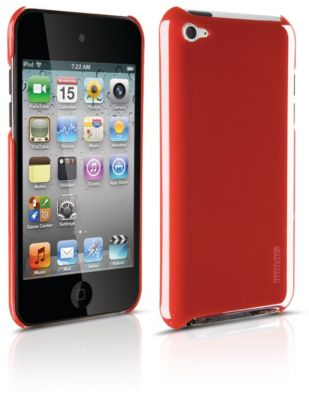 Harde hoes voor iPod touch