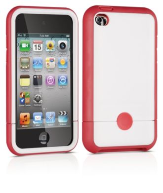 Philips  Dockable hard case for iPod touch 4G DLA4214/17