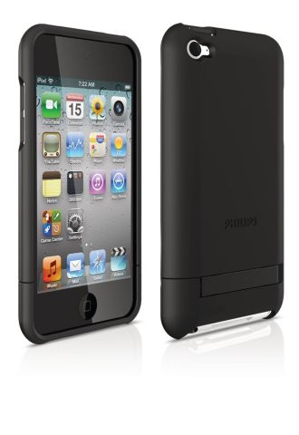 Philips  Hard case with stand for iPod touch DLA4225/17